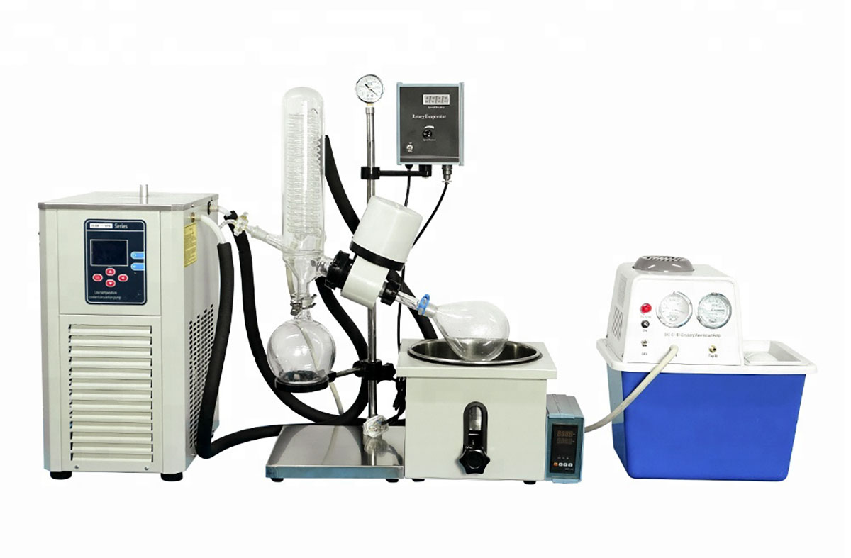 Cannabis extraction equipment:Theory of rotary evaporator