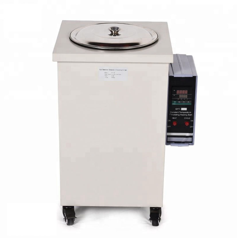 Laboratory Stainless Steel Circulating Water hot Oil Bath with Temperature controller