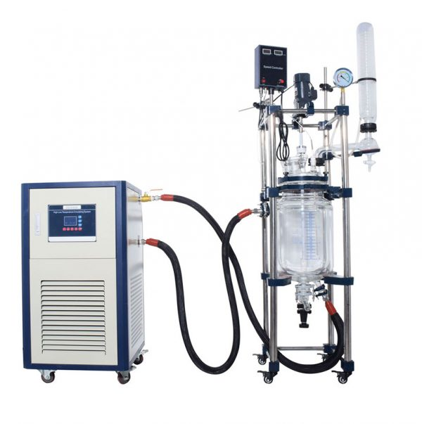 20l-jacketed-glass-reactor-jacketed-heating-glass
