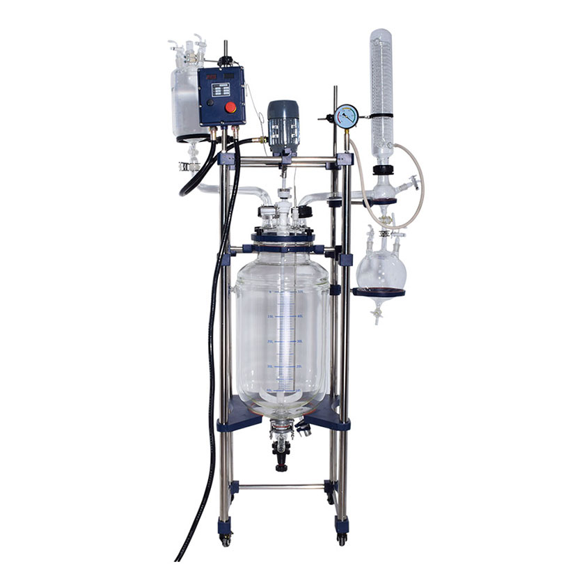jacketed-glass-reactor-jacketed-heating-glass