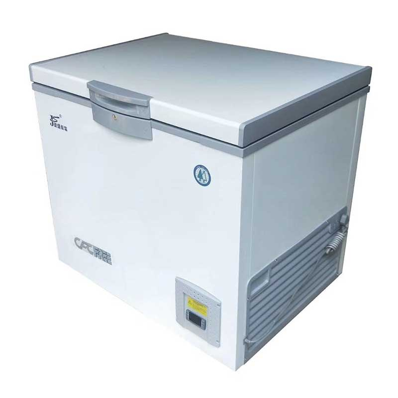 Low-temperature-freezer